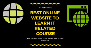 Best Learning Website for Computer Related Courses