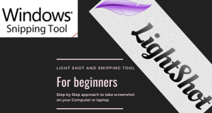 How to take screenshot using computer/laptop for beginners: