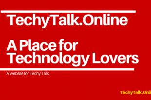 techy talk