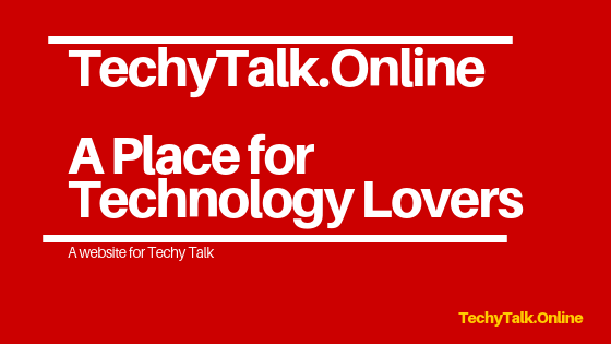 techy talk