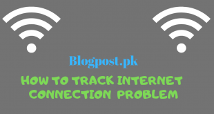 How to Track Internet Connection Problem