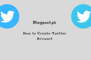 How to Create Account on Twitter